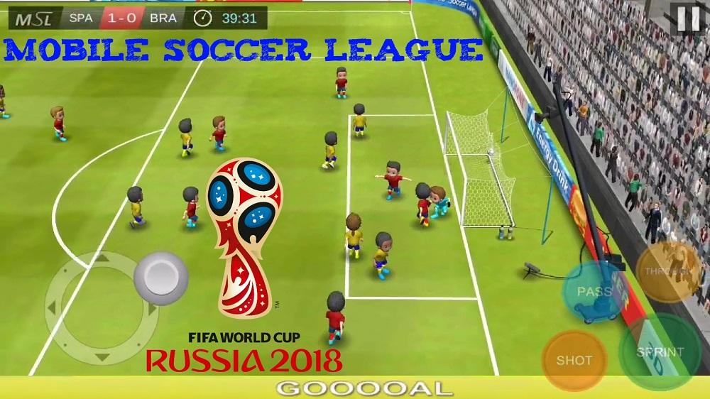 Bobi Android: Mobile Soccer League - divertido juego de