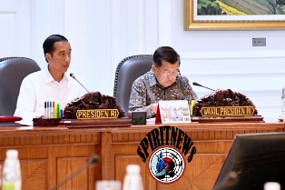 Presiden Jokowi,Ancam Bawa Masalah Pembangkit Mangkrat ke KPK