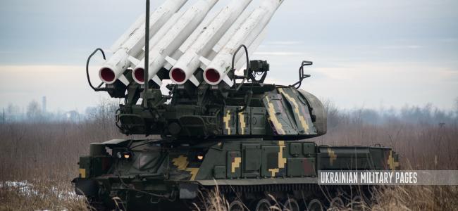 порядок застосування зброї черговими силами ППО