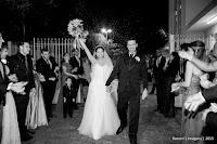 Fotografia do Fotografo de Casamento de Marcus e Bia na Igreja Bom Pastor e Clube Suzaninho em Suzano-SP