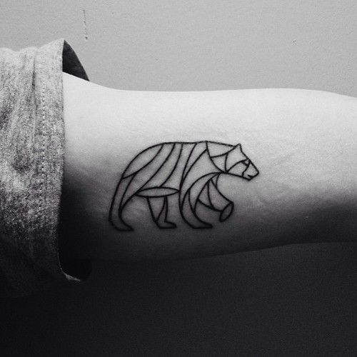 Tatuagens de urso