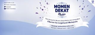Info Kontes - Kontes Momen Dekat Molto Berhadiah grand prize liburan untuk 2 keluarga ke Legoland