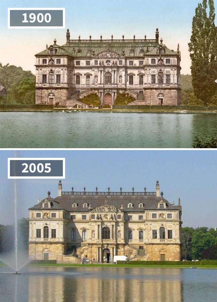 Palais Im Großen Garten Dresden, Germany, 1900 - 2005