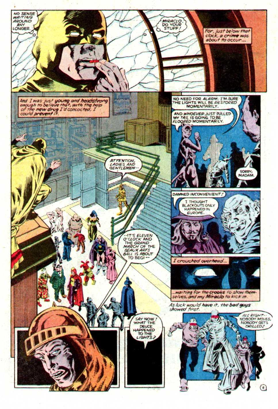 Read online Secret Origins (1986) comic -  Issue #16 - 23