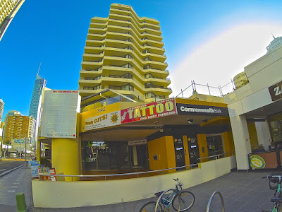 Commonwealth Bank  Surfers Paradise