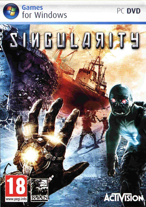 Singularity Download Cover Free Game
