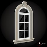 ornamente fatade profile decorative polistiren fatada casa win-020
