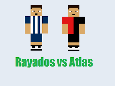 Previa Rayados Monterrey vs Atlas jornada 11 futbol mexicano