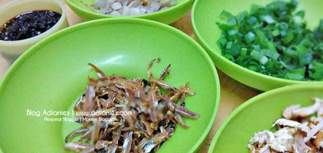 Resepi Pressure Cooker | Bubur Nasi Untuk Dinner