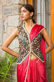 Party wear Saree Draping Styles, party saree draping, styles to wear saree for party, party wear saree styles, saree draping styles for party
