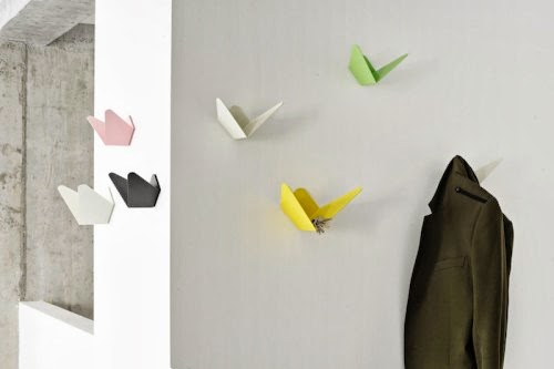 & 15 Interesting Wall Hooks and Stylish Coat Racks - Part 7.