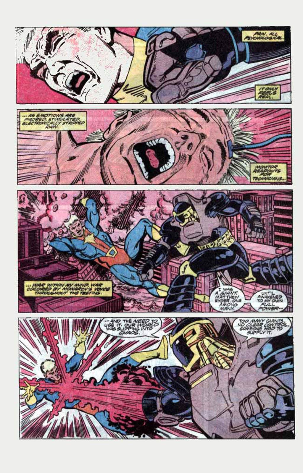 Read online Armageddon 2001 comic -  Issue #1 - 46