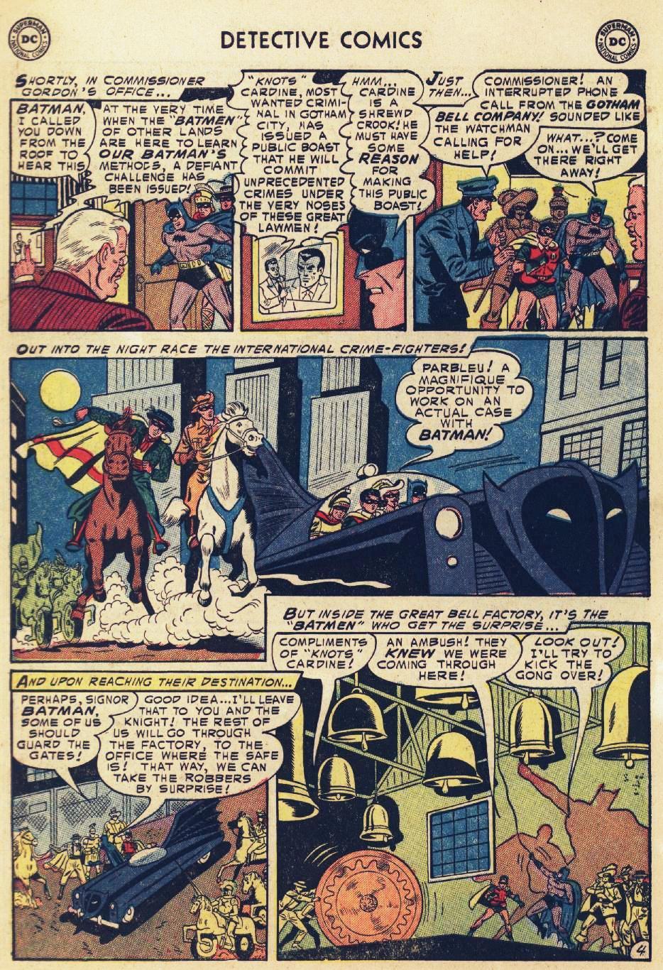 Read online Detective Comics (1937) comic -  Issue #215 - 6
