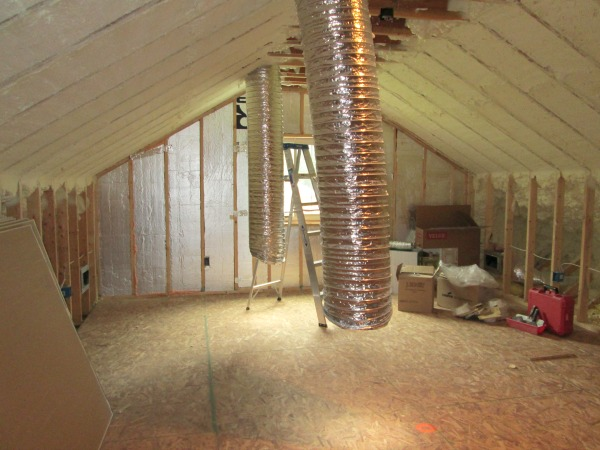 Lauras Plans the mommy blogger- about me attic renovation