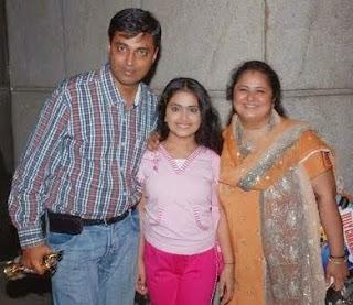 Avika Gor Family Husband Parents children's Marriage Photos