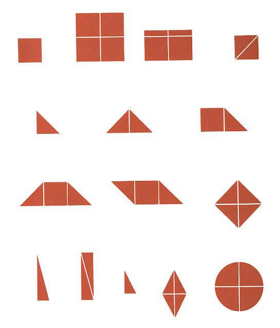 Ronds et carrés - Nathalie Parain