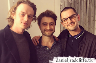 Updated: Dane DeHaan visits Daniel Radcliffe at The Lifespan of a Fact