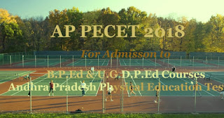 PECET 2018 : Notification, Exam date, Online application form, Eligibility, Exam pattern, Important dates, Fee, Exam schedule, How to Apply-Application form