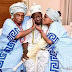Awww...88 year old Oluban gets TLC from his wives (photo)
