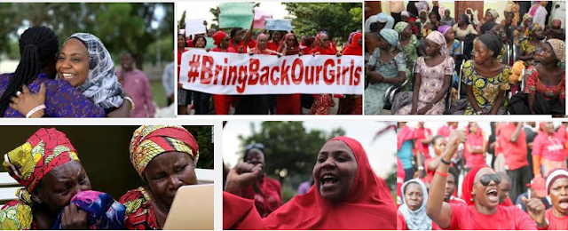 BringBackOurGirls: 21 of 218 released