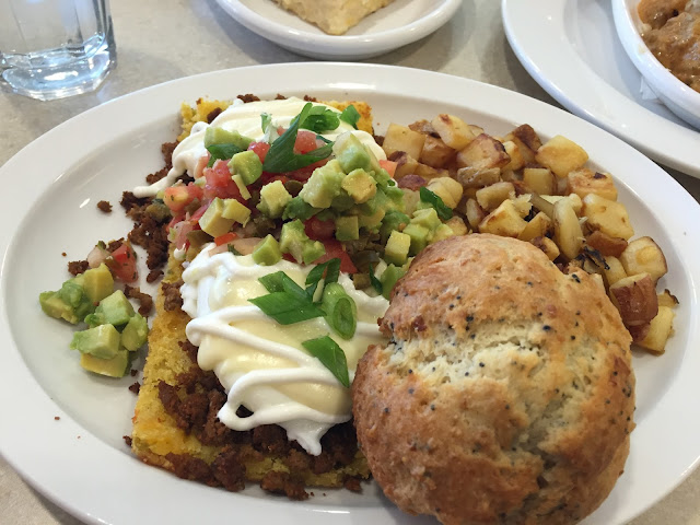 ... Of Everything: Kalamity Katie's Border Benedict a la Wild Eggs
