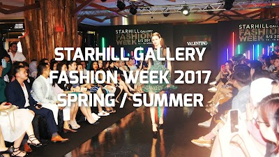 Glitz and Glamour Take Centre Stage at Starhill Gallery Fashion Week Spring/Summer 2017