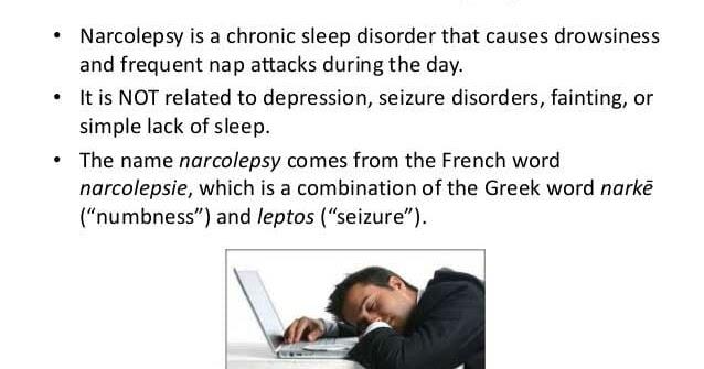 When the Mom Sleeps - Narcolepsy