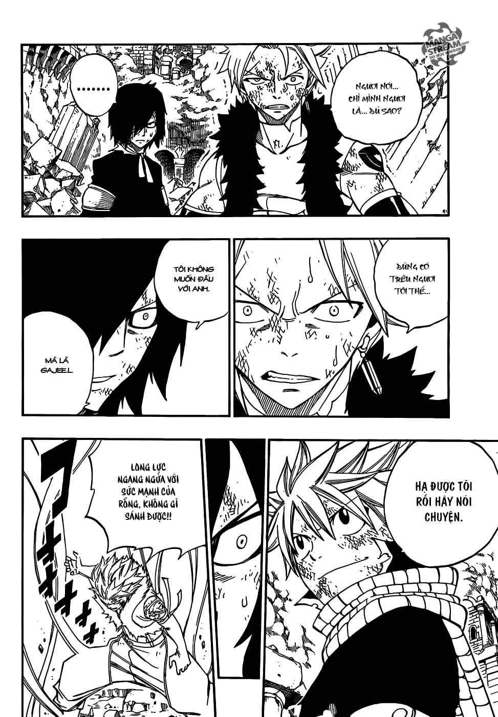Fairy Tail chap 296 trang 5