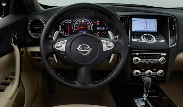 2018 Nissan Altima Sedan Interior Concept