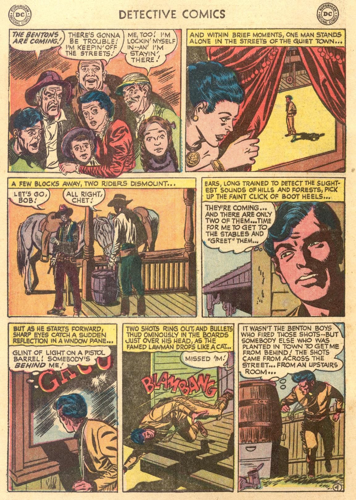 Read online Detective Comics (1937) comic -  Issue #194 - 38