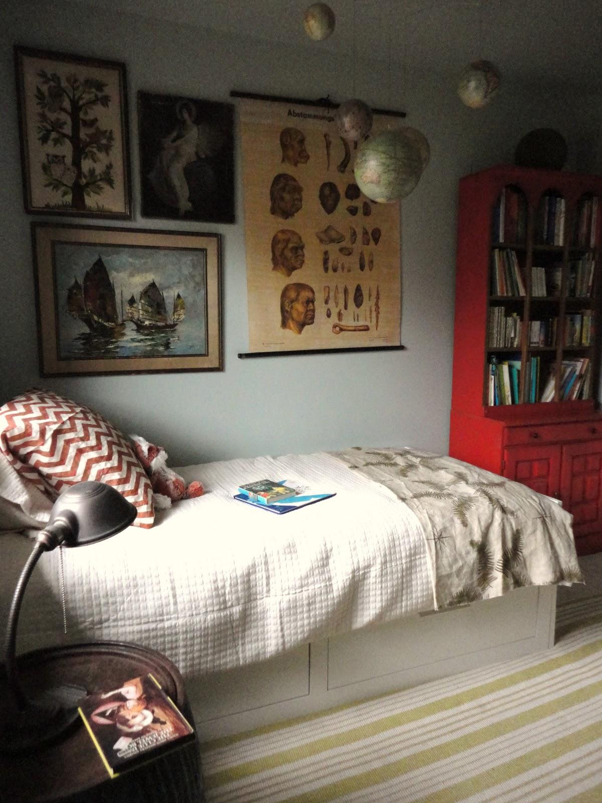 Progress in My Boys Bedroom