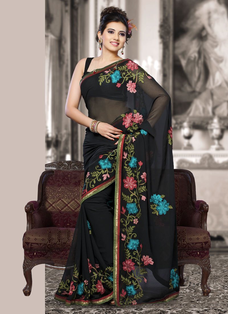 New Trend Of Indian Sarees