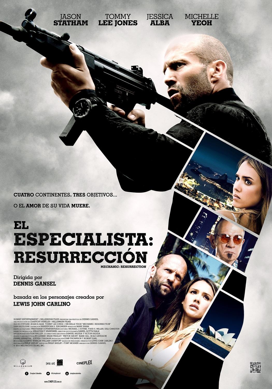 El Especialista: Resurrección... #ParcheCine | Entérate Cali