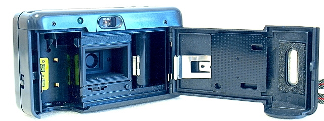 Konica Big Mini Jr. BM-20, Film box