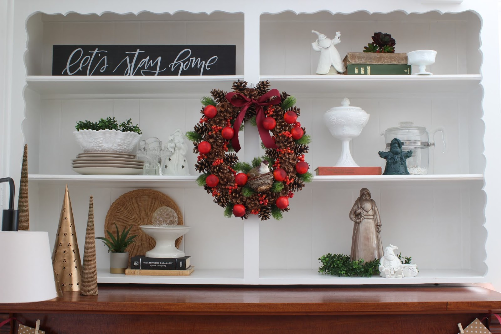 Winter Eclectic Home Tour 2018 | House Homemade