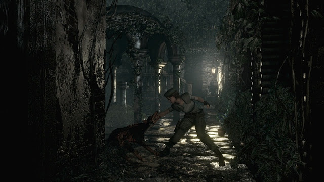Resident Evil HD Remaster PC Download Photo