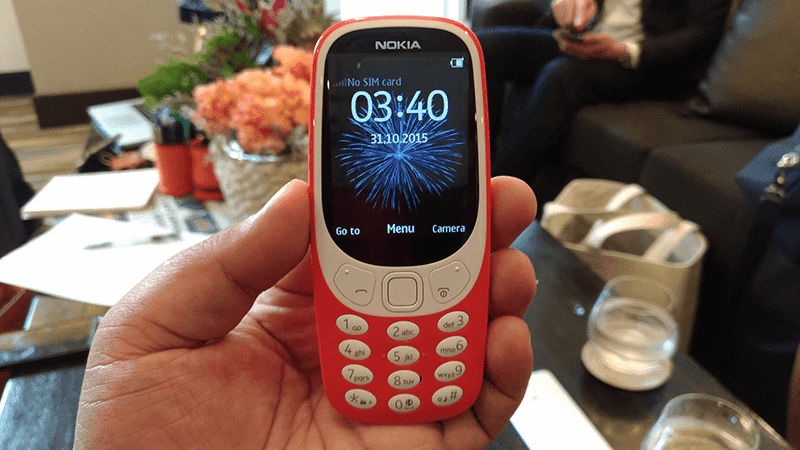 Nokia 3310 And Several Other Feature Phones Will Launch In PH!