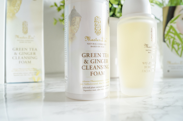 Master Lin Cleansing Foam