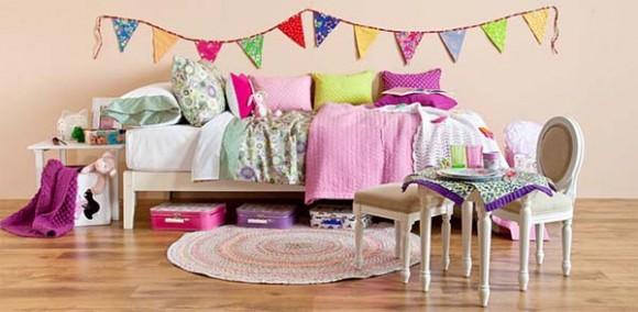 habitaciones para ni os de zara home kids infantil decora. Black Bedroom Furniture Sets. Home Design Ideas