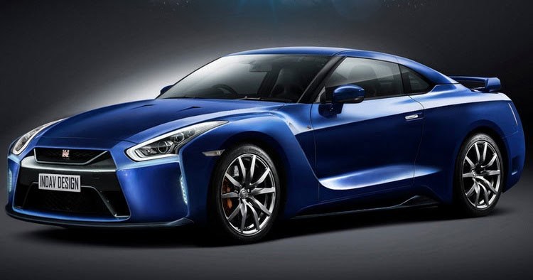 2017 Nissan GT-R Brought Up To Date With Virtual Facelift