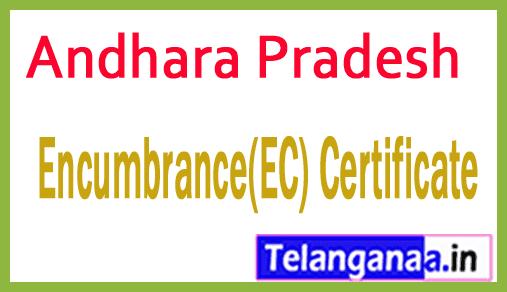 Encumbrance(EC) Certificate Online Download AP - TS EC Download