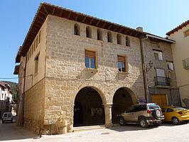 La Portellada, ayuntamiento, city hall, town hall, Rathaus