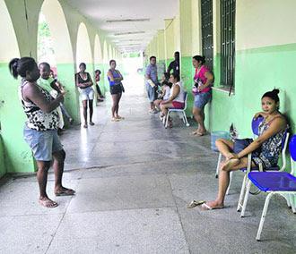 PACIENTES PADECEM SEM ATENDIMENTO NO HOSPITAL MUNICIPAL DE MARABÁ - VEJA