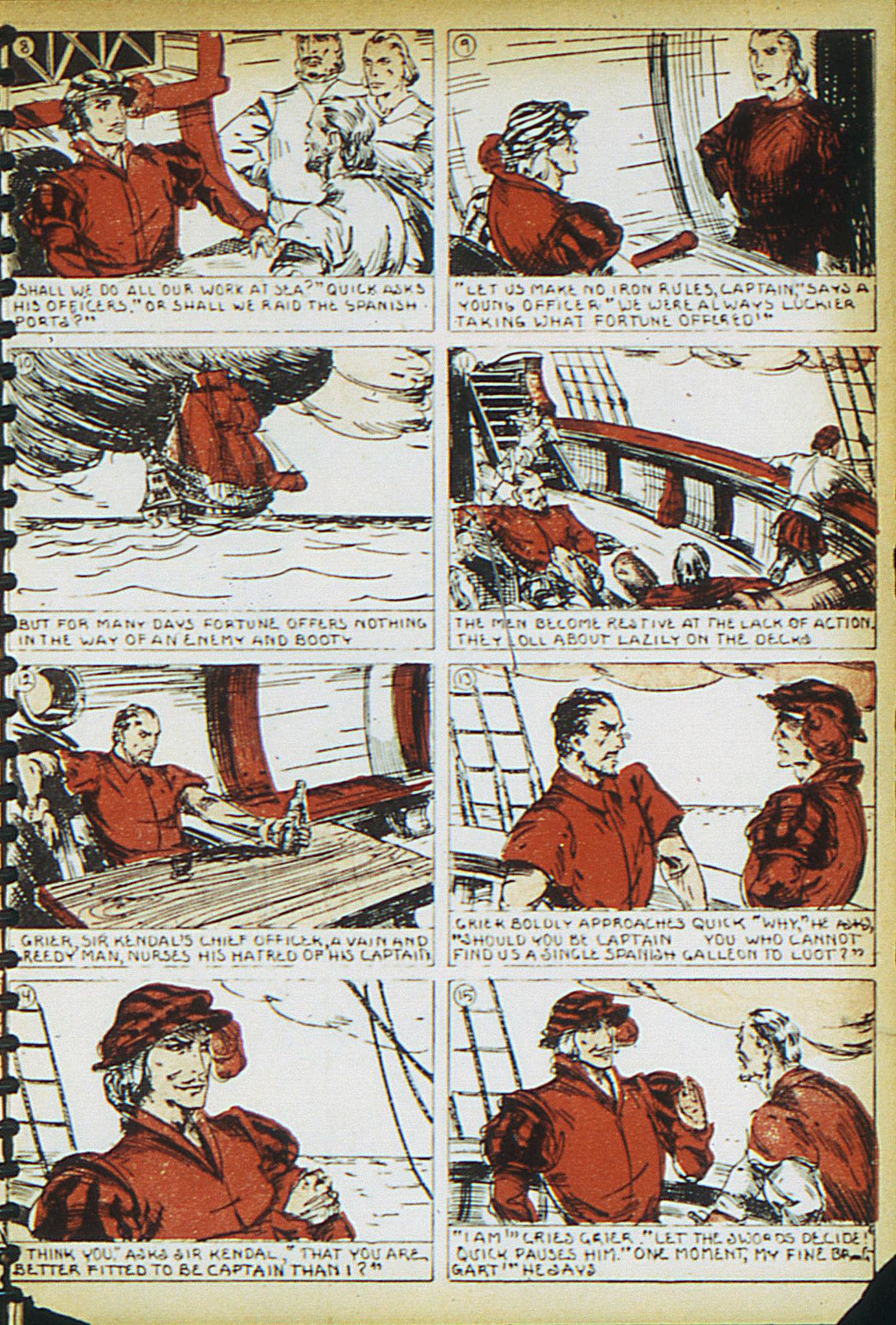 Read online Adventure Comics (1938) comic -  Issue #15 - 23