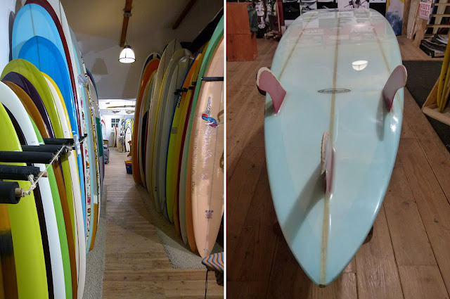 surfin estate blog surf culture lifestyle surfboard skateboard music art trend fashion core's'air surfshop saint jean de luz france biarritz guethary bing al merrick dick brewer