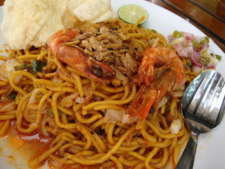 Wisata kuliner mie Aceh