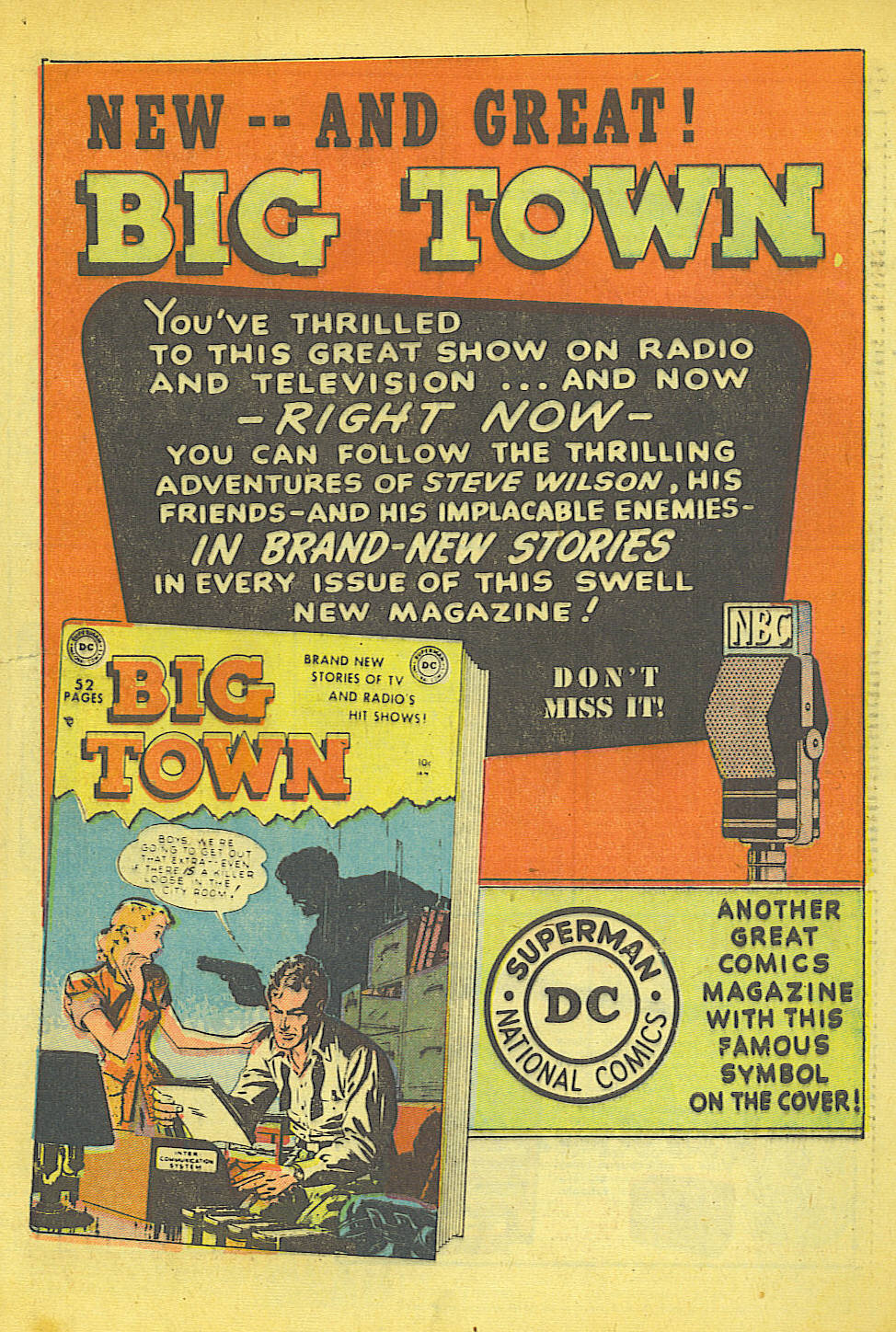 Read online Action Comics (1938) comic -  Issue #152 - 49