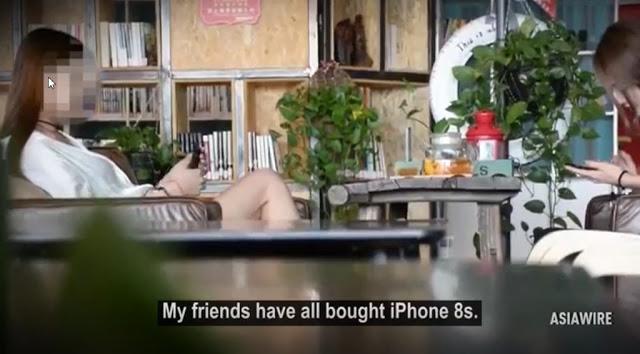 Demi Iphone 8 Gadis ini Rela Jual Diri Pada 4 Cowok, yang Terjadi Malah Bikin Shock