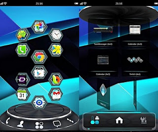 Launcher untuk Smartphone Android