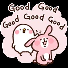 Pisuke&Rabbit.3(English) by Kanahei